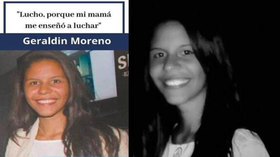 Geraldin Moreno1