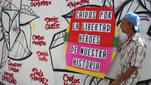 Papagayo: Caídos por la Libertad, Héroes de nuestra historia - 1