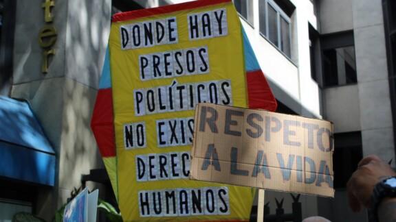 Papagayo: Donde hay Presos Políticos, no existen Derechos Humanos - 1