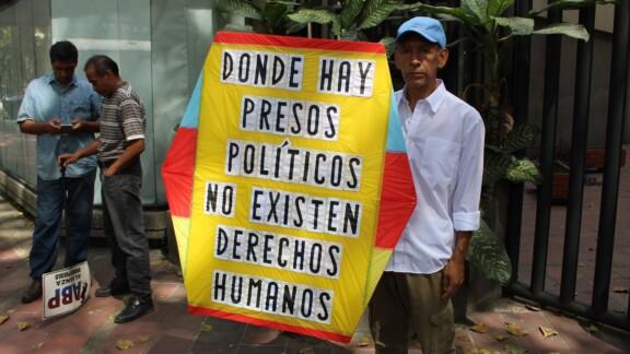 Papagayo: Donde hay Presos Políticos, no existen Derechos Humanos - 2